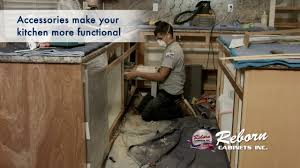 Kitchen Cabinet Refacing Chicago Reborn Cabinets Signature Refacing Youtube