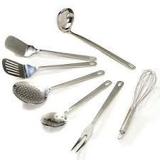 wolfgang puck 7 piece gourmet utensil set free shipping on