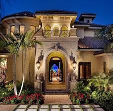 spanish homes mediterranean house characteristics home exteriors exterior design