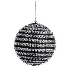 black and silver ornaments bullishness info