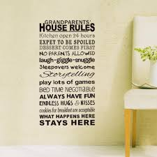 sticker notebook picture more detailed picture about new house new house rules removable wall decoration painting bedroom sofa background wallpaper wall stickers english alphabet stickers