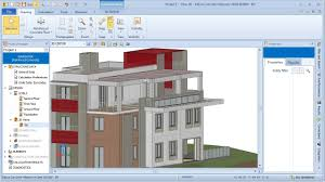 integrating the architectural bim model with structural analysis