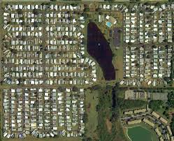Lakeland Florida Map Manufactured Home Communities For Seniors In Lakeland Florida