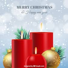 christmas candles vectors photos and psd files free download