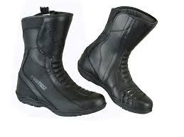 short bike boots pro first full leather high ankle mens motorbike armoured boots