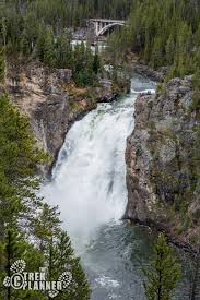 Wyoming waterfalls images Best hikes in yellowstone waterfalls the trek planner jpg