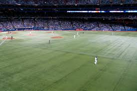 is the rogers centre getting new turf for the 2014 blue jays