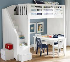 amazing kids loft beds with stairs wood bed buy intended for steps