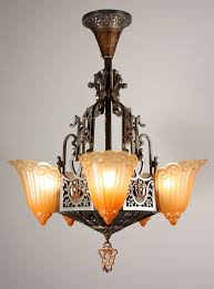 Antique Chandeliers For Sale Creative Of Art Deco Chandelier Art Deco Chandelier For Sale