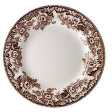 thanksgiving plates saucers joss