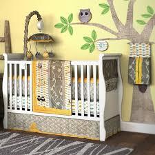 Owls Crib Bedding Dk Leigh My Baby Hoo Owl 7 Crib Bedding Set Walmart