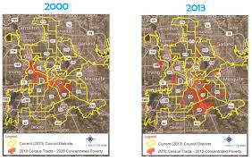 Dallas County Zip Code Map by In Dallas Poverty Has Skyrocketed Over The Past Decade Kera News
