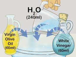 Cleaning Hardwood Floors With Vinegar And Olive Oil 3 Ways To Make A Vinegar Cleaning Solution Wikihow
