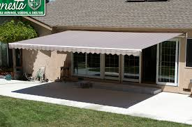 Roof Mounted Retractable Awning Sunshade Awnings