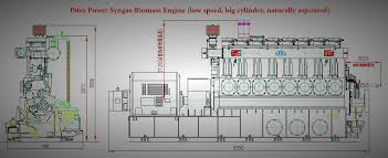 coal gas generator coal gas generating set coal gas generator