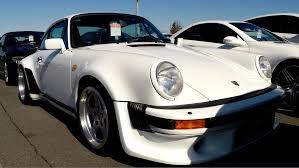porsche japan 1987 porsche 911 turbo 47k lhd japan car auctions auto access