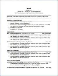 download chronological resume template haadyaooverbayresort com