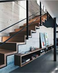 Interior Concrete Stairs Design Gascón Arquitectura And Asa Alex Boulin By Pepe Gascón