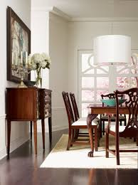 English Style Estate Traditional Dining Room Los Angeles English - Colonial dining room furniture