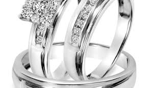 wedding ring sets his and hers white gold wedding rings horrifying his and hers wedding rings sterns