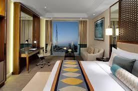 chambre d hotel dubai taj dubaï pourquoi choisir cet hôtel 5 du quartier du burj khalifa