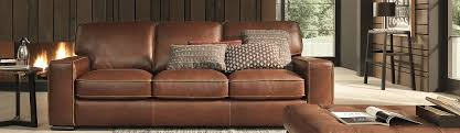 Sofas Living Room Leather And Upholstered Sofas Schneiderman U0027s