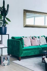 unsere neue wohnzimmer einrichtung in grün grau und rosa unsere