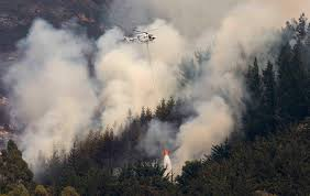 Fire Evacuations Nz by State Of Emergency In Christchurch As Fires Rage Otago Daily