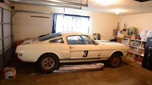 1976 shelby mustang amazing find 1966 shelby g t 350 carryover stored since 1976