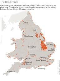 Sussex England Map by Uk Must Abandon Or Adapt In Face Of Floods New Scientist
