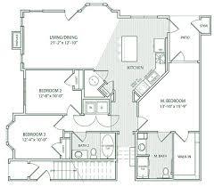 3 bedroom floor plans prairie winds of st charles