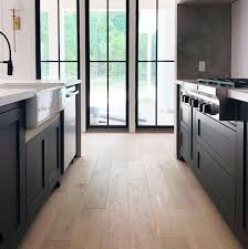 wire brushed white oak kitchen cabinets white oak provence engineered brushed mill run 4833