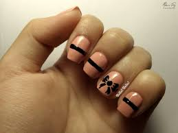 nail art diseño lazo bow design paso a paso youtube