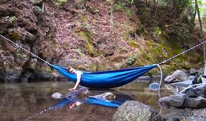 tub in a hammock would you back this crowdfunded invention