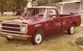 Ram Dodge Pickups 1981 93 Ram Dodge Pickups 1981 93 Soldiering On Cummins Powered