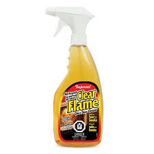 shop imperial 23 oz clear flame glass cleaner at lowes com