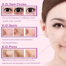 maycheer 8g makeup concealer cream perfect cover pores dark