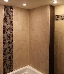 Standing Shower Bathroom Design Shower Mosaic Designs Standing Shower Bathroom Ideas Bathroom