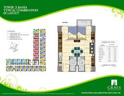 Sm Mall Of Asia Floor Plan by Grass Residences Sm City North Smdc In Dubai U0026 Uae