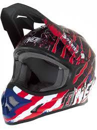 Series Oneal Motocross Helmet Race Mx Lightweight Fiberglass