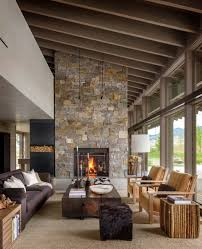 ranch house montana ranch house embraces its striking river valley location