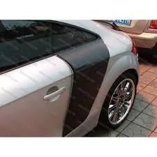 audi tt fender carbon fiber fender decorative panels for 2008 2012 audi tt tts