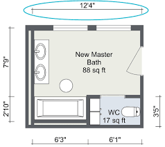 overview of measurements on floor plans web u2013 roomsketcher help