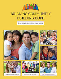 resource guide the 2016 prevention resource guide from the children u0027s bureau