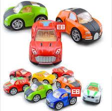 cartoon bugatti funny mini cartoon limousines 1 43 scale diecast cars alloy toys