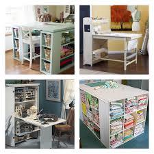 Small Craft Desk Craft Desk Gallery Of Homenteriordeas And Architecture Scrapbook