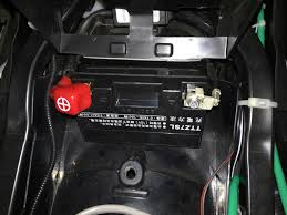 honda cbr 125r install a new battery on honda cbr125r monocilindro blog