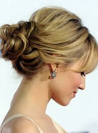 Hochsteckfrisurenen Mittellange Haar Bilder by Hochsteckfrisuren Anleitung Wie Sie Aussehen