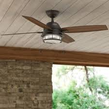 outside ceiling fans with lights outdoor ceiling fans for less overstock com