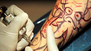 tattoo web series under the needle episode 1 paper frank youtube